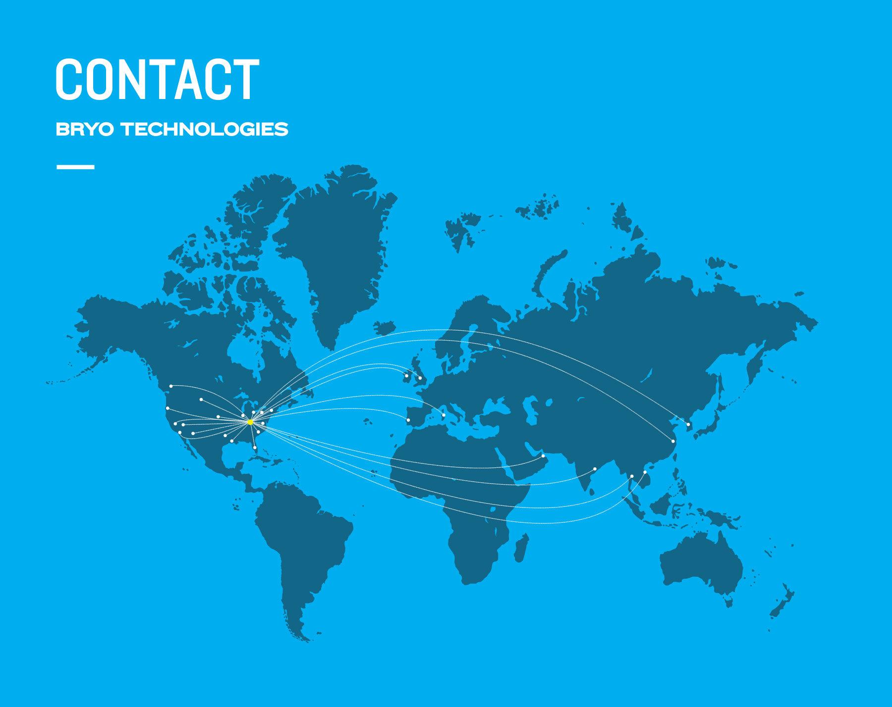 Contact Bryo Technologies
